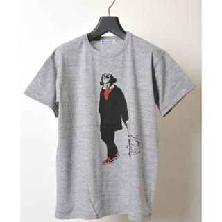 グラム(glamb)のWHITE LINE x kurry DJ.VEN  Tシャツ(Tシャツ/カットソー(半袖/袖なし))