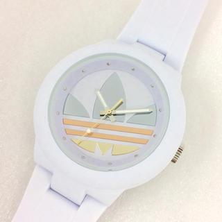 アディダス(adidas)の【限定モデル】adidas 腕時計 ユニセックス ADH9084 ホワイト 新品(腕時計)
