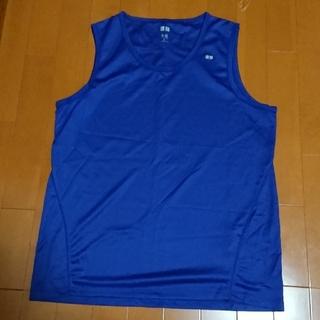 ユニクロ(UNIQLO)の【値下げ】ユニクロTシャツ(袖なし)(Tシャツ/カットソー(半袖/袖なし))