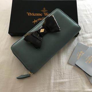 ヴィヴィアンウエストウッド(Vivienne Westwood)のヴィヴィアン 新品 未使用 SOMERSET ラウンドファスナー 財布(財布)