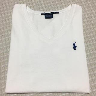 ラルフローレン(Ralph Lauren)の【美品】ラルフ・ローレン Tシャツ(Tシャツ(半袖/袖なし))