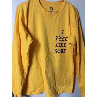 アディダス(adidas)のKanye West I FEEL LIKE KOBE(Tシャツ/カットソー(七分/長袖))