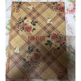 ピンクハウス(PINK HOUSE)の未使用 ピンクハウス スケジュール帳(カレンダー/スケジュール)