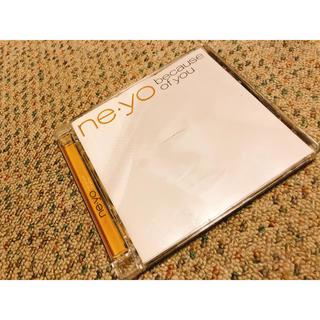 Ne-Yo アルバム because of you⭐️(R&B/ソウル)