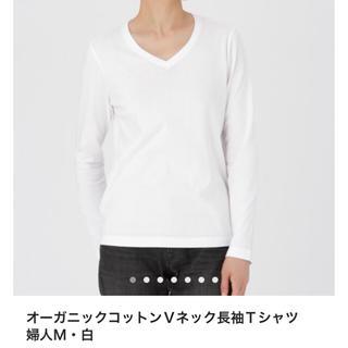 ムジルシリョウヒン(MUJI (無印良品))のyukkii様(Tシャツ(長袖/七分))