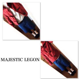 マジェスティックレゴン(MAJESTIC LEGON)のMAJESTICLEGONダッフルコート(ダッフルコート)