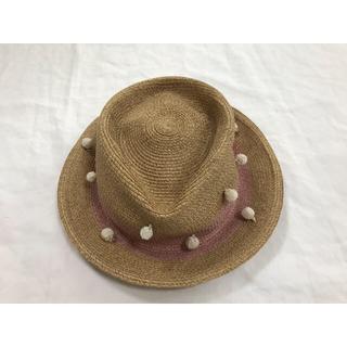 エディットフォールル(EDIT.FOR LULU)のSATYA TWENA hat(麦わら帽子/ストローハット)