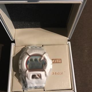KITH X G-SHOCK 6900 DIGITAL WATCH 未使用 (腕時計(デジタル))