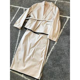ヌメロヴェントゥーノ(N°21)のN°21  ヌメロ ヴェントゥーノ スーツ セットアップ 未着用(セット/コーデ)