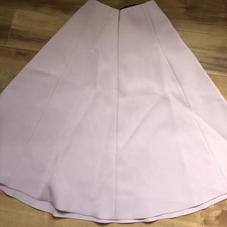 チェスティ(Chesty)のバースデーバッシュ サクラ色スカート(ロングスカート)