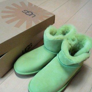 アグ(UGG)のUGG ショート ブーツ(ブーツ)