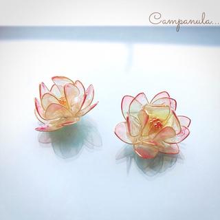 Lotus -蓮の花-(ピアス)