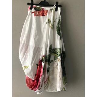 ヴィヴィアンウエストウッド(Vivienne Westwood)のヴィヴィアン巻きスカート(ロングスカート)