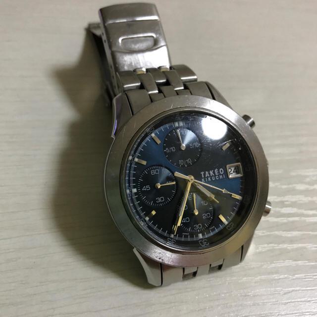 buy online fac2b 0264e タケオキクチ 腕時計 | フリマアプリ ラクマ
