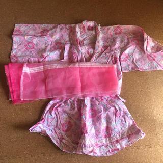 シマムラ(しまむら)の浴衣ワンピース(甚平/浴衣)