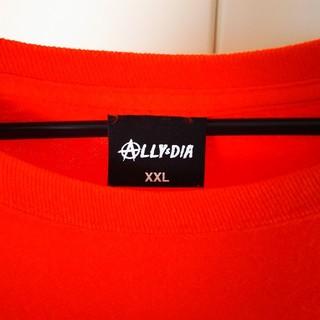 アリーアンドダイア(ALLY & DIA)のALLY&DIA アーリーアンドダイア lafayette 山嵐(Tシャツ/カットソー(七分/長袖))