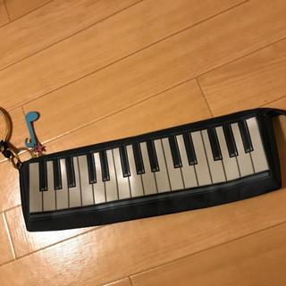 アッシュペーフランス(H.P.FRANCE)のセレクトショップ購入 鍵盤クラッチ(クラッチバッグ)