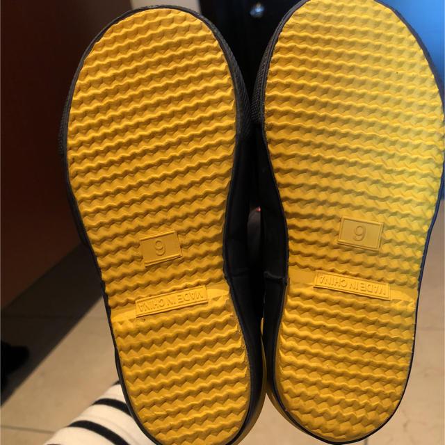 HUNTER(ハンター)の【値下げしました】ハンター キッズレインブーツ 15センチ キッズ/ベビー/マタニティのキッズ靴/シューズ (15cm~)(長靴/レインシューズ)の商品写真