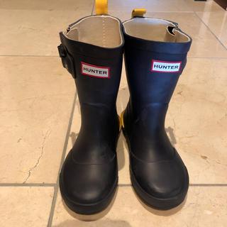 ハンター(HUNTER)の【値下げしました】ハンター キッズレインブーツ 15センチ(長靴/レインシューズ)