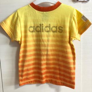 アディダス(adidas)の《タグ付き》 アディダス サンプル品 110cm(Tシャツ/カットソー)