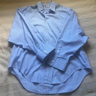 バレンシアガ(Balenciaga)のvetements コムデギャルソン オーバーサイズシャツ(シャツ)