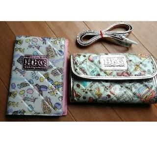 新品HbGセット(ポシェット、ウエストポーチ、母子手帳ケース、お財布etc.)