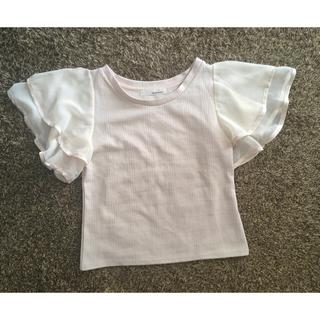ミスティウーマン(mysty woman)のmysty woman トップス(Tシャツ(半袖/袖なし))