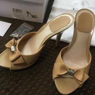 クリスチャンディオール(Christian Dior)のクリスチャンディオール ミュール サンダル 36(ミュール)