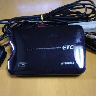 ミツビシデンキ(三菱電機)のくにくにん9292様専用 MITSUBIHI  ETC 軽自動車登録(ETC)