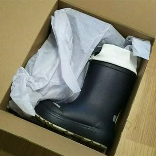 ムジルシリョウヒン(MUJI (無印良品))の新品 14-15 無印良品 レインブーツ(長靴/レインシューズ)