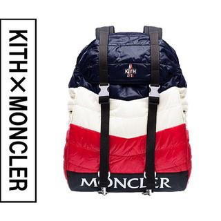 モンクレール(MONCLER)の新品KITH×MONCLER キス×モンクレール リュックバックパック 正規品(バッグパック/リュック)