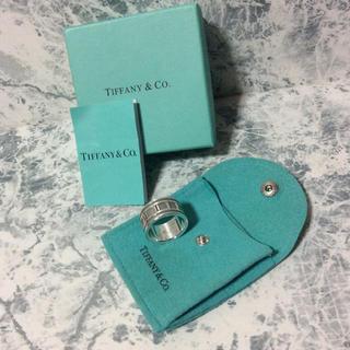 ティファニー(Tiffany & Co.)の正規品/美品/Tiffany&co /アトラスリング/silver925/20号(リング(指輪))