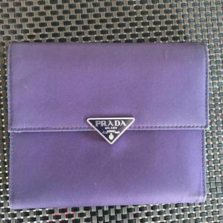 プラダ(PRADA)のプラダ☆三つ折り財布(財布)