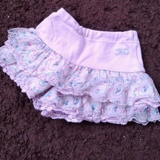 アナスイミニ(ANNA SUI mini)のANNA SUIminiキュロットスカート(スカート)