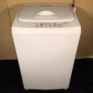 洗濯機 無印良品 4.2kg 2004年製 東芝製の画像
