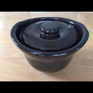 ムジルシリョウヒン(MUJI (無印良品))の無印良品 土釜おこげ 3合用(炊飯器)