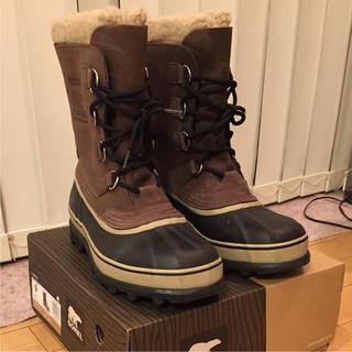 ソレル(SOREL)のSOREL CARIBOU☆27cm(ブーツ)