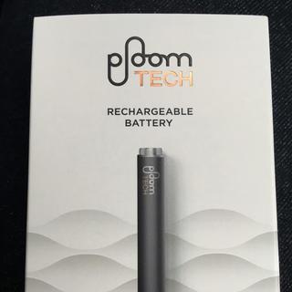 プルームテック(PloomTECH)の速発送 送料無料 プルームテック  バッテリー新品未使用(タバコグッズ)