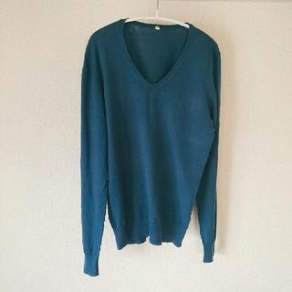 ムジルシリョウヒン(MUJI (無印良品))の無印良品 コットンシルクセーター(ニット/セーター)