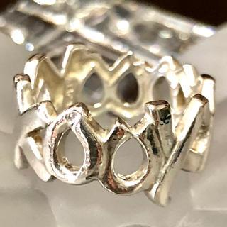 ティファニー(Tiffany & Co.)の早い者勝ちSALE‼️ティファニー リング 12号(リング(指輪))
