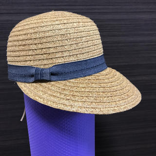 オーガスト(AUGUST)のキャスケット帽(キャスケット)