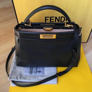 フェンディ(FENDI)のFENDI ピーカブー  レギュラーサイズ(トートバッグ)