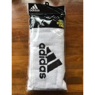アディダス(adidas)のadidasアディダス フェイスタオル(タオル/バス用品)