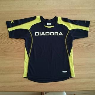 ディアドラ(DIADORA)のディアドラ ドライTシャツ 140㎝(Tシャツ/カットソー)