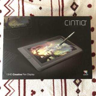 ワコム(Wacom)のWacom Cintiq 13HD(PC周辺機器)