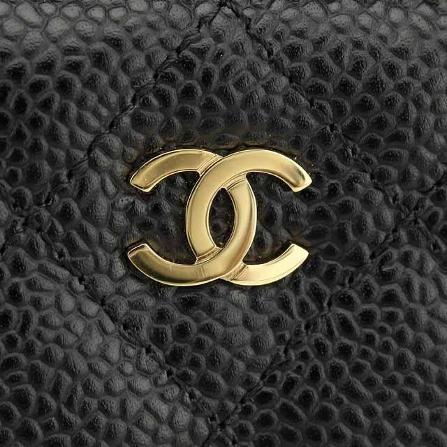 0f931141e026 CHANEL(シャネル)のシャネル(CHANEL)マトラッセ MATELASSE ラウンドファスナー長財布 レディース