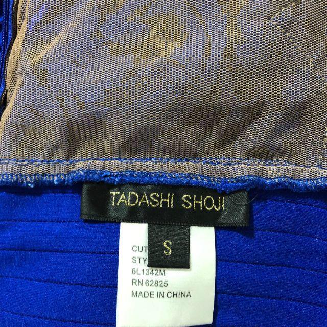 1a8369bfb0a95 TADASHI SHOJI(タダシショウジ)の極美品 タダシショージTadashi Shoji ブラック ペプラム