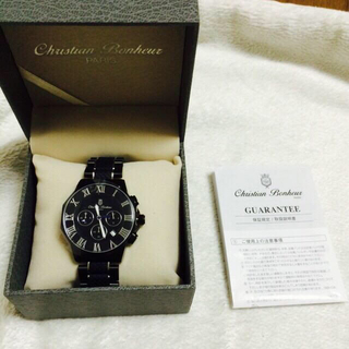 クリスチャン ボヌール 腕時計(腕時計)