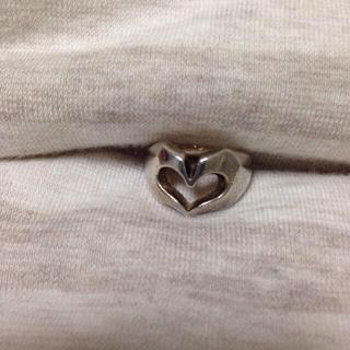 マウジー(moussy)のmoussy ロゴマークリング(リング(指輪))