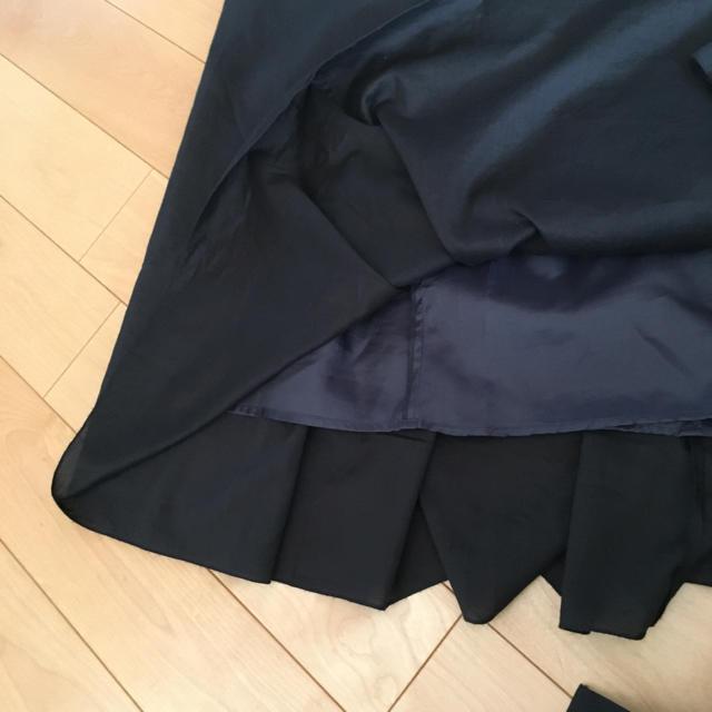 marble ink(マーブルインク)のmarble inkのロングスカート レディースのスカート(ロングスカート)の商品写真